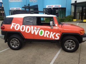 Foodworks Car
